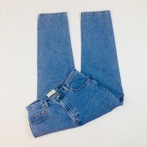Vintage GAP Classic Fit High Waist Jeans 14 Ankle